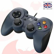 LOGITECH F310 PC D-PAD GAMEPAD 1,8m USB Controller Blue 940-000115 FREE DELIVERY
