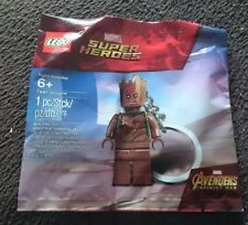 Lego 5005244 - Super Heroes - Teen Groot Keychain Polybag / Promo