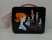 Hallmark School Days Replica 1962 Edition Barbie 75% Size Lunch Box NUMBERED.