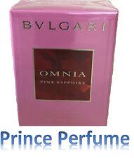 BULGARI OMNIA PINK SAPPHIRE EDT VAPO NATURAL SPRAY - 25 ml