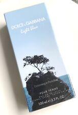 D&G Light Blue Dreaming in Portofino Limited Ed 100mL EDT Spray Perfume Women