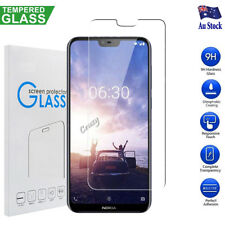 Tempered Glass Screen Protector Guard for Nokia 2.1 / 3 / 5 / 6 / 6.1 7 Plus / 8