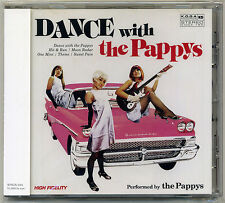 Pappys - Dance With The Pappys MCD JAPAN PRESS Supersnazz 5.6.7.8's Garage Punk
