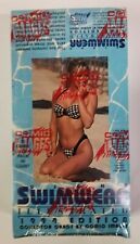 Ujena Swimwear 1994 Trading Card Box Look for RARE Inserted Foil Cards