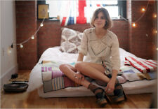 Sandali grigi pelle legno MARNI grey platform leather heels shoes Alexa Chung