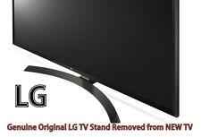 LG Super HD 4K TV STAND BASE MGJ653432 MAZ653976 43/49/55UJ6300 * NO A VITE * NUOVO!