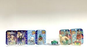 Toy Story Yujins RARE lot Sid Scud Multants Babyface Mobile Frog Ducky Jingle