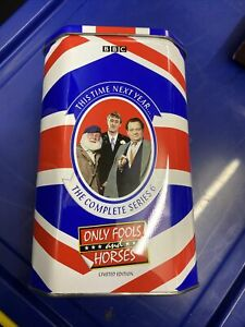 Only Fools And Horses Series 6 VHS Limited Edition