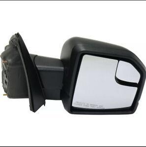 New Mirror Passenger Right Side for F150 Truck RH Hand FO1321521 FL3Z17682AK