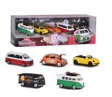 MAJORETTE 1/64 VINTAGE CARS VOLKSWAGEN VW GIFT 5 PACK DIECAST MODEL TOYS