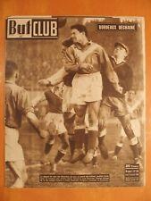 But & Club 218 du 23/1/1950-Bordeaux déchainé- Rugby.S.C. Albi-U.S.A. Perpignan