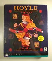 Hoyle Classic Games (PC, 1995) BIG BOX BRAND NEW FACTORY SEALED! Win 95/3.1 CD