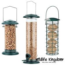 More details for heritage wild bird hanging seed feeder peanut feed fat ball feeders garden birds