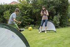 Traditional Garden Games 2 In 1 Pop Up Football Practice Goal Set