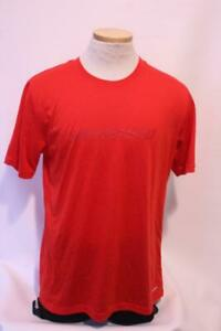 New Specialized Men's Enduro DriRelease Tee Bike Cycling MTB Red Small Top