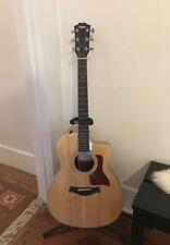 brand new taylor guitar / koa wood / never used / model 214ce
