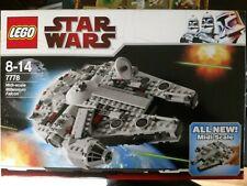 Lego Star Wars 7778 Mid escala Halcón Milenario Sellado