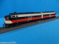 Marklin 3062 + 4062 US F7 Diesel Locomotive set NEW HAVEN  RARE VERSION 1