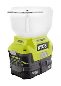 RYOBI 18V ONE+ Evercharge LED Area Light Kit