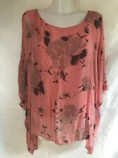 Gorgeous Tunic By Made In Italy Size 14-16