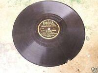 BING CROSBY & ANDREWS SISTERS JINGLE BELLS SANTA CLAUSE 78 RECORD CRACKED 23281