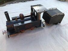 radio control conversion Vintage Mamod Engine Loco Train tende Live Steam Garden