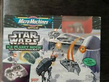 Micro Machines Space Star Wars Empire Strikes Back Ice Planet Hoth Playset