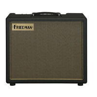 Friedman Amplification Runt 50 Combo Guitar Amp, 50w, 1x12, All-Tube, EL34's