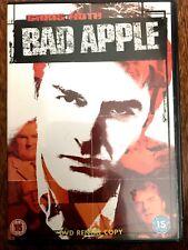 Chris Norte Medio, COLM MEANEY BAD APPLE ~ 2004 FBI Acción Comedia RARO GB DVD