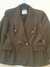 Moschino Couture Vintage wool jacket tg. IT46