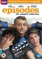 Episodes - The Complete Collection [DVD] [2018]