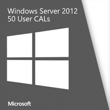 WINDOWS SERVER 2012 R2 REMOTE DESKTOP SERVICES RDS 50 USER CAL KEY ESD