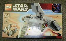 Lego Star Wars 7659 Imperial Shuttle Landing Craft New MIB NIB sealed unopened