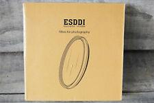 Esddi Filter 77mm Slim, Filter Effects, To Fit, Schott B270, Glass, CPL Filter