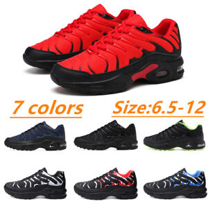 Men's Air Cushion Sneakers Fashion Athletic Outdoor Casual Sports Running Shoes