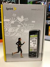 Used SANYO ZIO SCP8600- BLACK (SPRINT) SMARTPHONE CELL PHONE SCP-8600 ANDROID