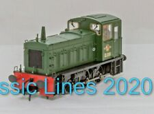 Bachmann 31-360,00 Gauge, Class 03 ,0-6-0DS Diesel Shunter, D2011 BR late green