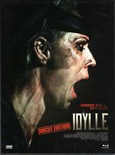 Idylle , 2 Discs limited Mediabook , uncut , new , German and Slovenian
