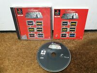 WILLIAMS ARCADE'S GREATEST HITS - PlayStation 1 - PS1 - Complete