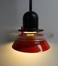 Lampe Designer Pendelleuchte Deckenlampe Lamperti Bettina Piccola Italy ~ 80er