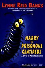 Harry the Poisonous Centipede (An Avon Camelot Boo