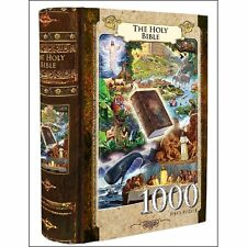 Book Box - The Holy Bible 1000 Piece Puzzle