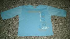Sanetta Baby Longsleeve Sweat Shirt Pullover Gr. 62 Bieber