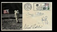 Moon Landing Apollo 11 collector envelope w original period stamp *OP1407