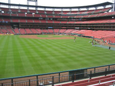 1-4 New York Mets @ St. Louis Cardinals 4/21/19 Tickets 2019 Section 191 Row 14