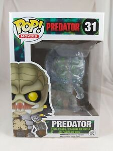 Movies Funko Pop - Predator (Clear with Blood Spatter) - No. 31