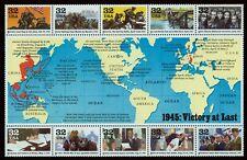 #2981 32c World War II: 1945, Mint **ANY 4=FREE SHIPPING**