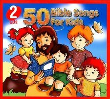 St. John Childrens Choir : 50 BIBLE SONGS FOR KIDS (2 CD Set) CD