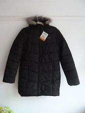 REDUCED  Org £50 BNWT LADIES/GIRLS REGATTA PADDED COAT FUR EDGED HOOD EUR 176/34