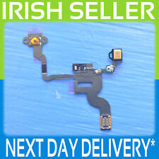IPHONE 4 GENUINE NEW FLEX RIBBON CABLE POWER BUTTON PROXIMITY SENSOR